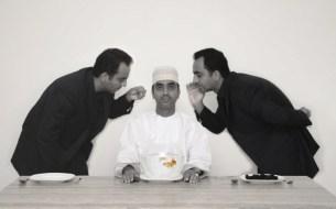 Giocando con l'identità: Artisti contemporanei dell'Oman - Hassan Al Meer & Muzna Al Musafir