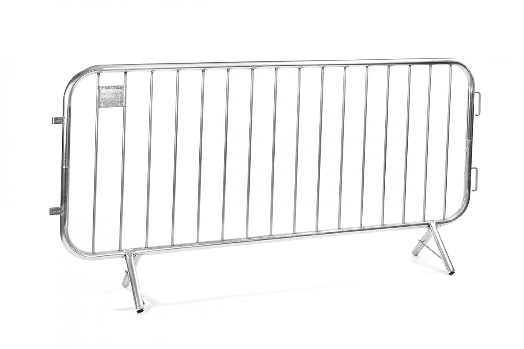 Fixed Crowd Control Barrier 2 3m