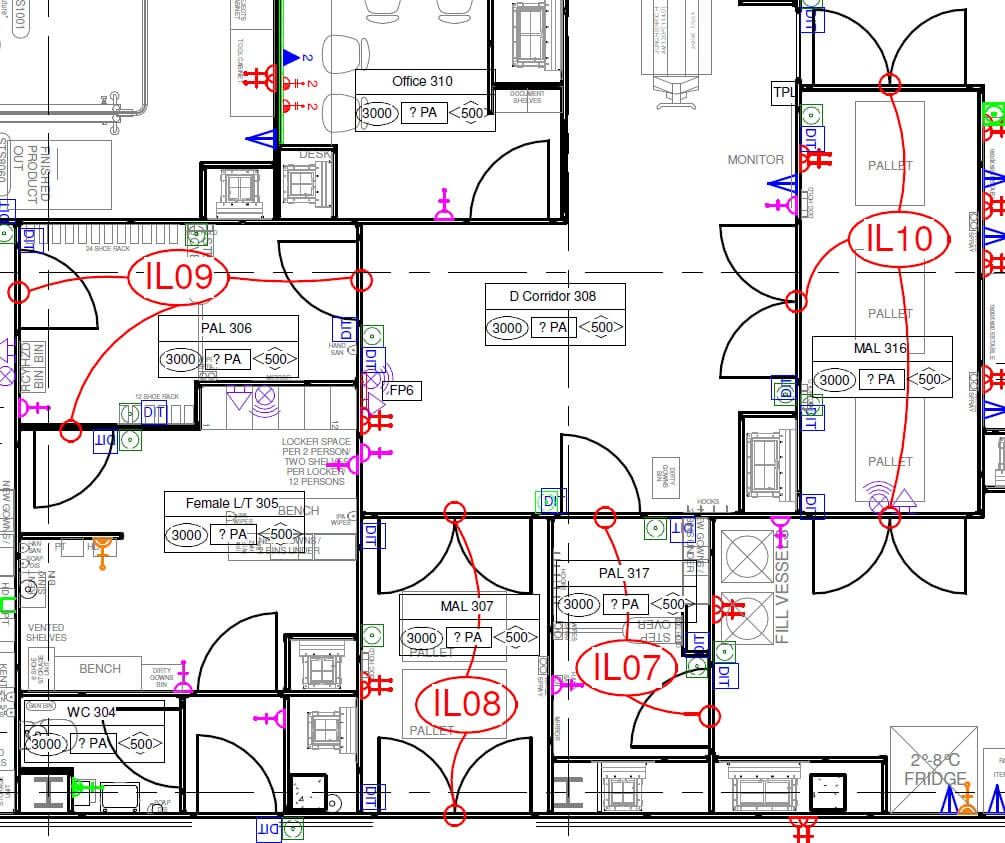 ACIL11 Interlock Controls Diagram