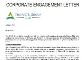 corporate tax plan agreement