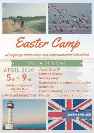 Easter Camp 2020 (Delta de l'Ebre)