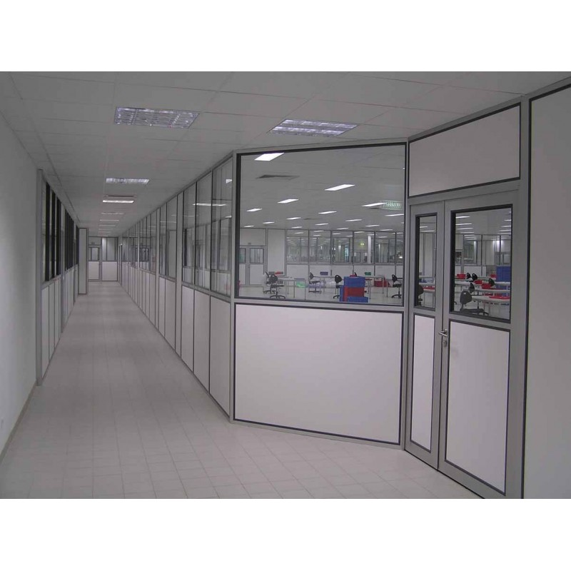 Removable Office Partition Wall Actiflip