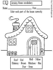 15. House vocabulary-p