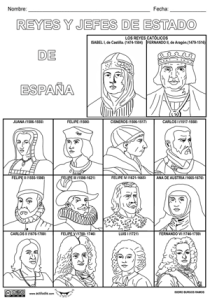 reyesyjefesdeestadodeespaña-P