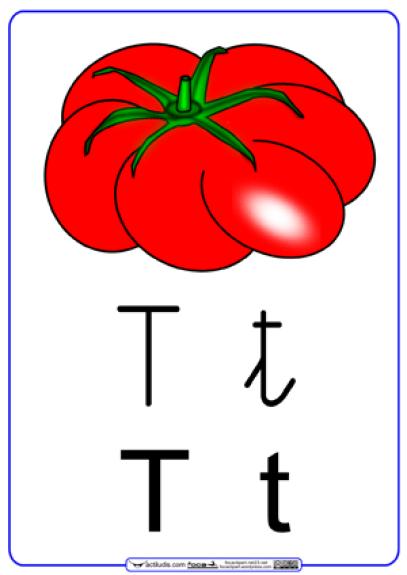 Letra T Letra Cursiva Actiludis