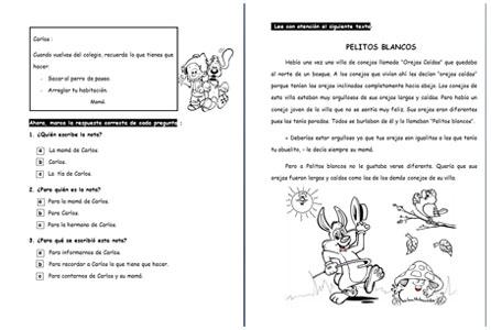 Textos Para Trabajar La Comprensión Lectora Actiludis