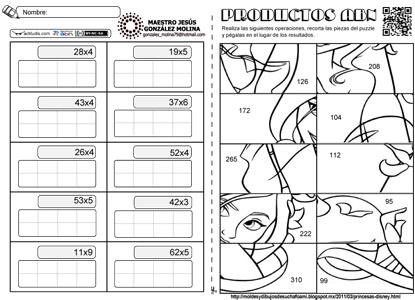 Productos ABN 2x1 cifra puzzle - copia