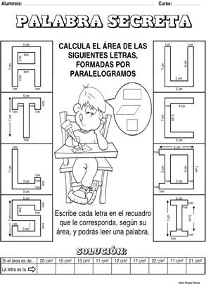 areaparalelogramos
