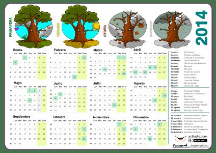 calendario-actiludis-2014