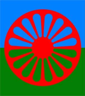 bandera-gitana