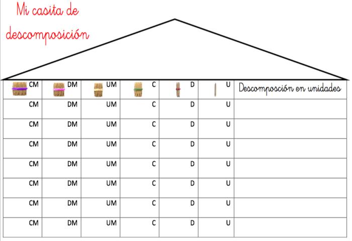 CASITA DE DESCOMPOSICIÓN