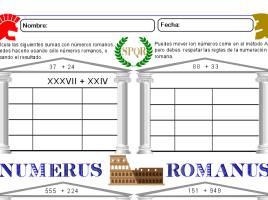 Números Romanos01