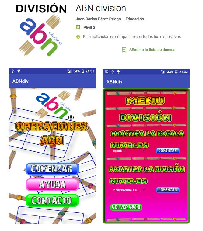 app división ABN
