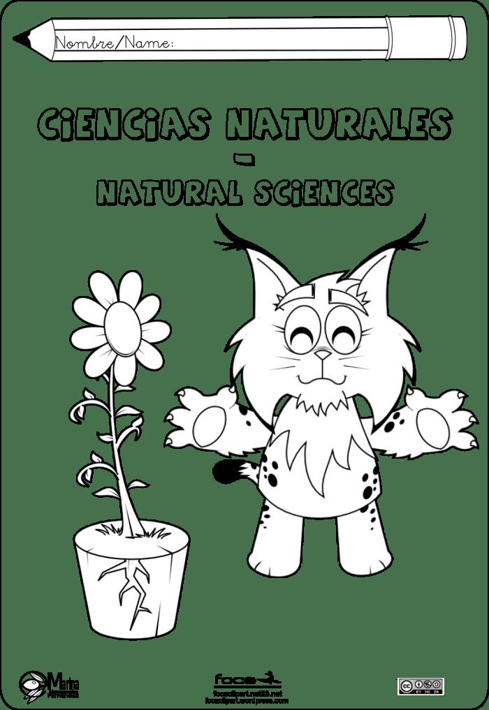 Fantástico Libros Para Colorear Ciencia Viñeta - Dibujos Para ...