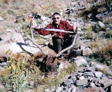 rifle hunting for elk