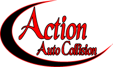 Action Auto Collision Logo