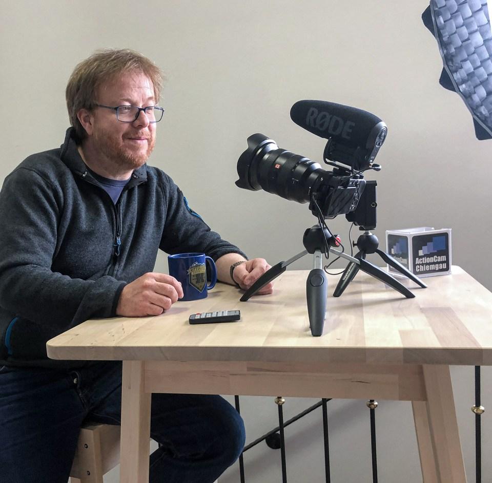 ActionCam Chiemgau - Bistro Studio