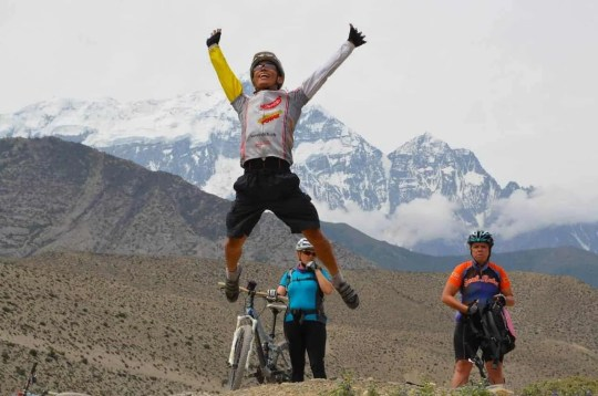 Annapurna Mountain Bike, Himalayan Mountain Bike, 11 Days