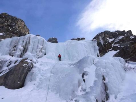 Learn to Ice Climb