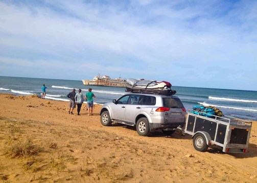 Dakhla Surf Safari, Surf in Morocco, 7 Days Surf Expedition