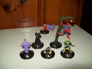 Jason Blood, Per degaton, Damian Wayne Robin, Spiderman and Iron Fist