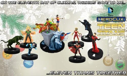 Teen Titans HeroClix