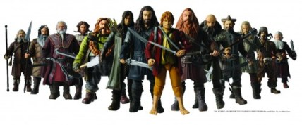 HobbitFigures-2013group_TheBridgeDirect
