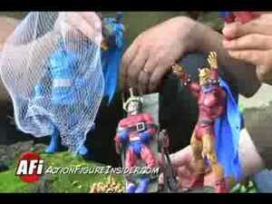 AFI's DC Universe Classics Commercial II
