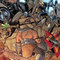 Battle Beasts Conquer Comic-Con!