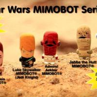 Mimoco releases STAR WARS Mimobot Series 8 Collection