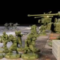 Road to Gen Con: Dust Tactics