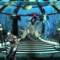 Aquaman is Confirmed as Playable Character in Injustice: Gods Among Us