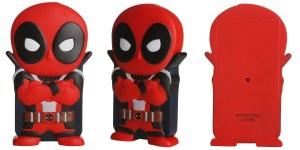 Deadpool Red Chara-Brick