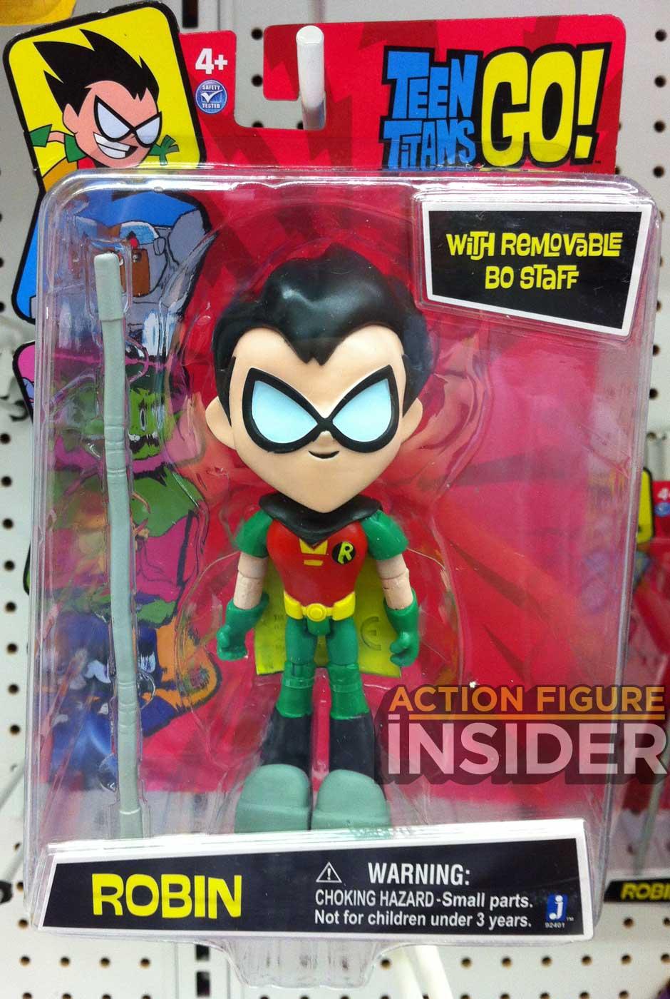Teen Titans Toys Action Figures : Action figure insider jazwares 'teen titans go line