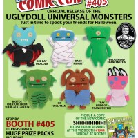 NYCC13UglydollBooth