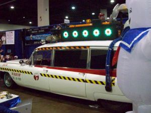 RICC 2013 Ghostbusters Vehicle Prop