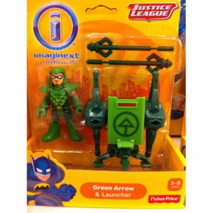 Imaginext Green Arrow