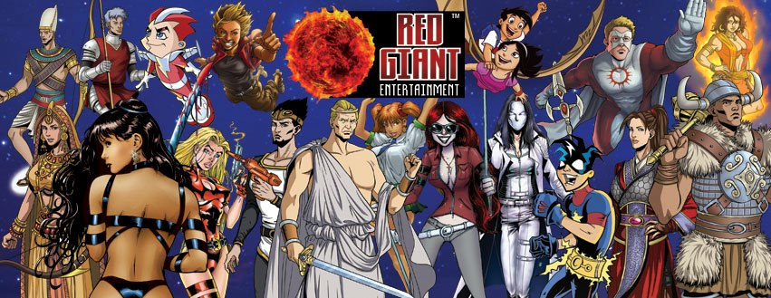 Action Figure Insider » Red Giant Entertainment Signs ...