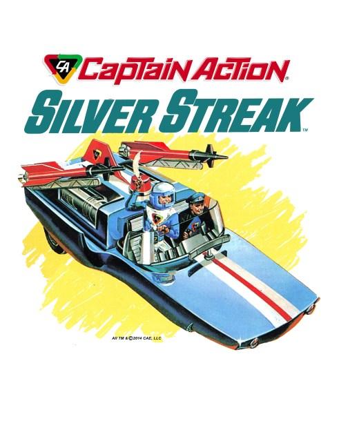 Silver Streak 2014