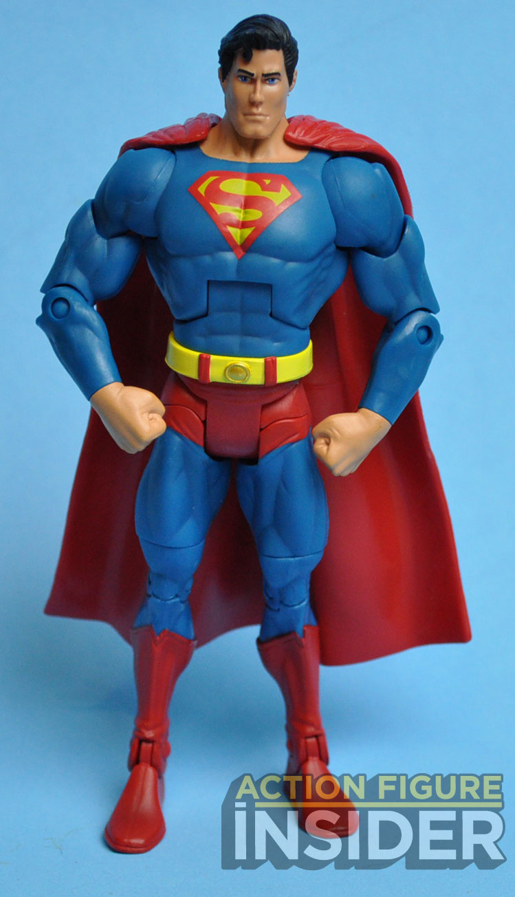 Action Figure Insider Mattel S Dcuc Super Powers Collection Tribute Superman