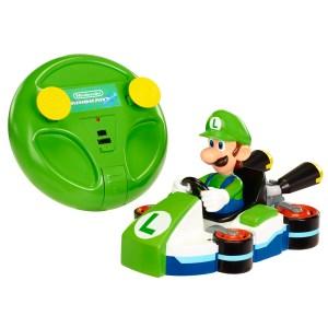 World of Nintendo IR Wall Climbers. Luigi