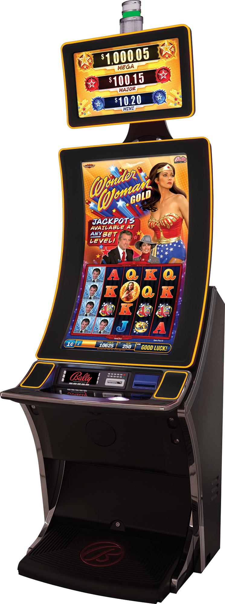 Star Jackpots Slot Machine