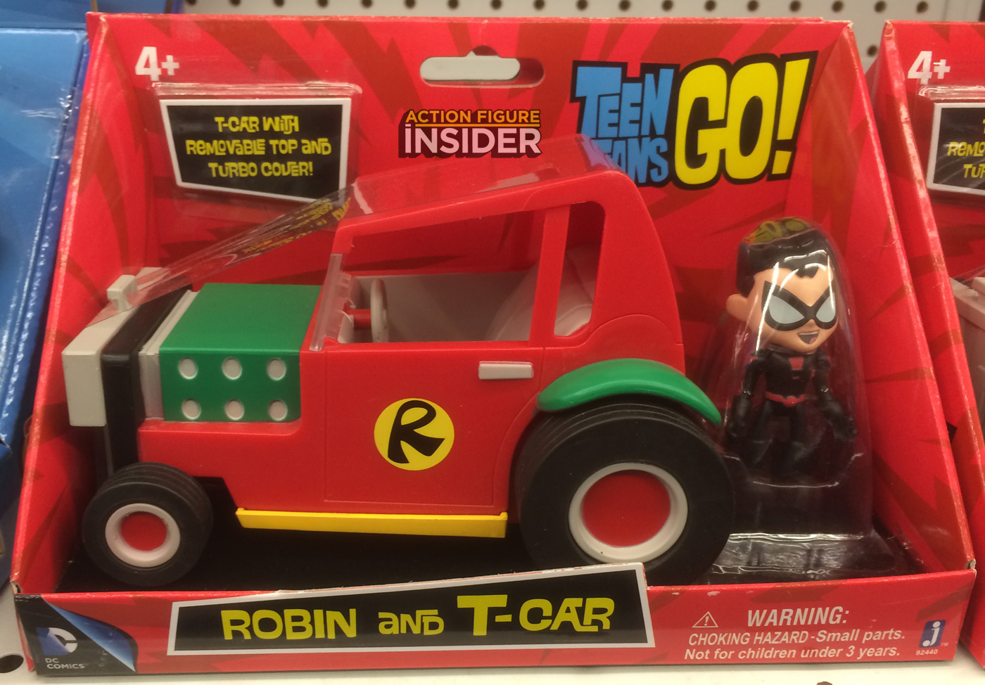 Teen Titan Toy : Action figure insider new teen titans go figures from