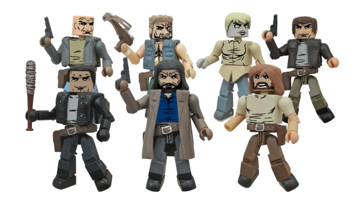WalkingDeadMinimates