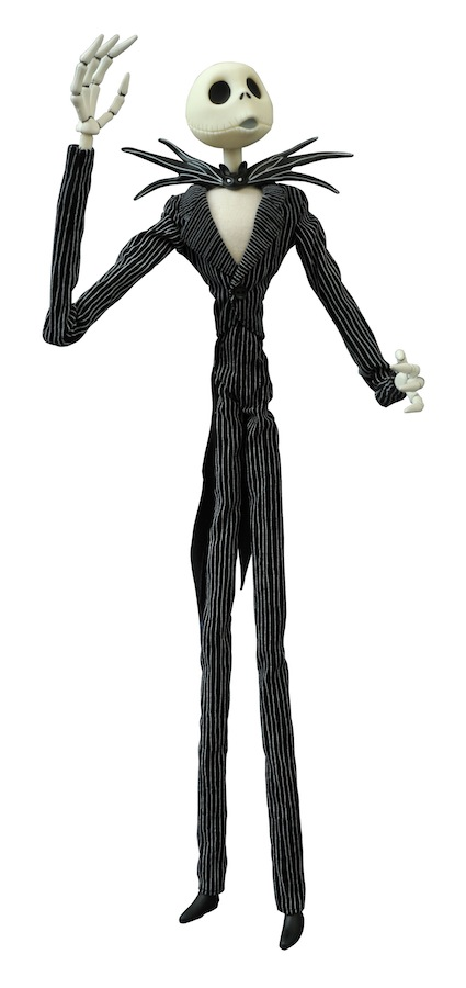 Action Figure Insider  New Nightmare before Christmas Products