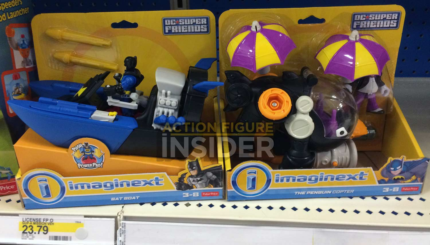 Action Figure Insider 187 New Dccomics Imaginext Product