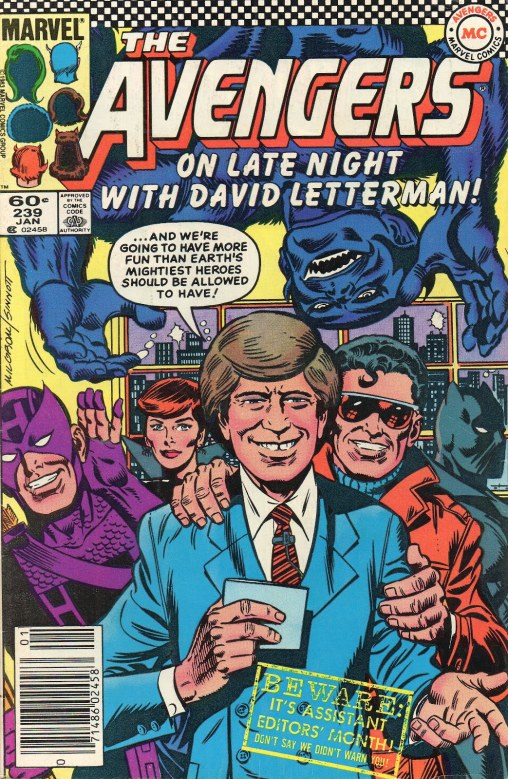 LettermanAvengers