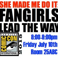 Fangirl Panel Lockup