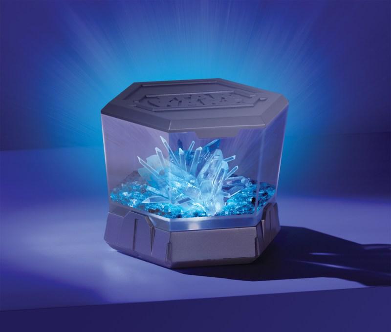 Lightsaber Crystal Growing Lab - Blue - Hi-Res