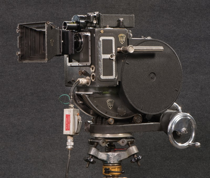 Lot 1542--Mitchell Vista Vision Camera used on Star Wars